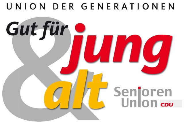 Senioren Union Generationen